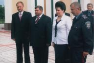 Лідія Поречкіна на нараді з заступниками по тилу МВС України