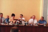 Голова Черкаської обласної державної адміністрації Олександр Черевко та заступник міністра внутрішніх справ Лідія Поречкіна підписали Меморандум про співробітництво